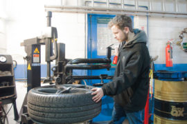 Tyres and Wheel Services